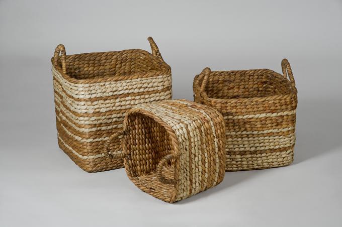 korb eckig hoch mit griff k rbe k rbe eckig. Black Bedroom Furniture Sets. Home Design Ideas