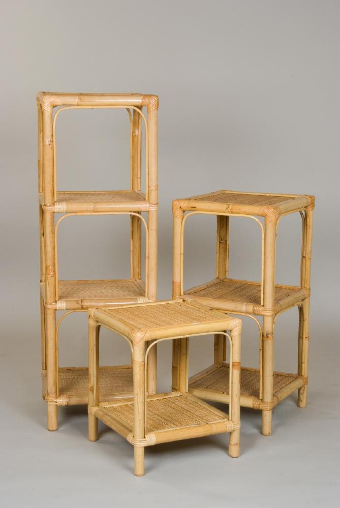 rattan regal quadratisch m bel regale. Black Bedroom Furniture Sets. Home Design Ideas