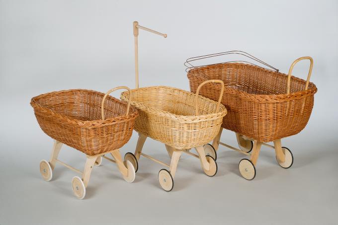 Puppenwagen eckig drahtbügeli kinderartikel